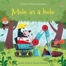 Mole in a Hole, Paperback / softback Book