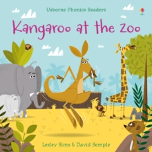 Kangaroo at the Zoo, Paperback / softback Book