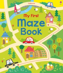 My First Maze Book, Paperback / softback Book