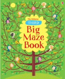 Third Big Maze Book, Paperback Book