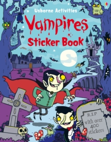 Vampires Sticker Book, Paperback / softback Book