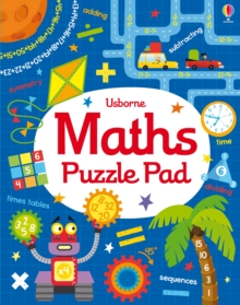 Maths Puzzles Pad, Paperback / softback Book