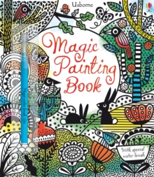 Magic Painting Book, Paperback Book