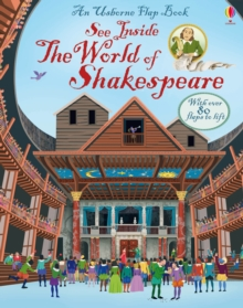 See Inside World of Shakespeare, Board book Book