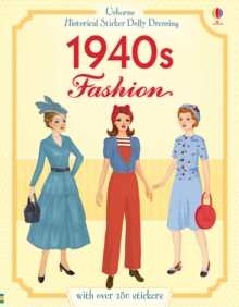 The Historical 1940s Fashion, Paperback Book