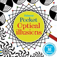 Pocket Optical Illusions, Paperback Book