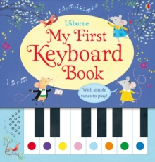My First Keyboard Book, Board book Book