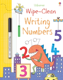 Wipe-Clean Writing Numbers, Paperback / softback Book