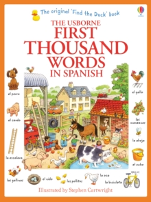 First Thousand Words in Spanish, Paperback / softback Book