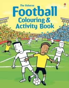 Football Colouring and Activity Book, Paperback / softback Book
