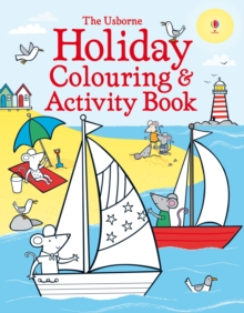 Holiday Colouring and Activity Book, Paperback / softback Book