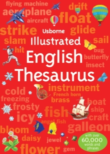 Illustrated English Thesaurus, Paperback / softback Book