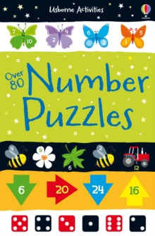 Number Puzzles, Paperback / softback Book
