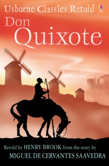 Don Quixote : Usborne Classics Retold, EPUB eBook