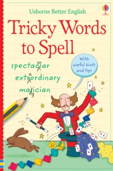 Tricky Words to Spell, Paperback Book