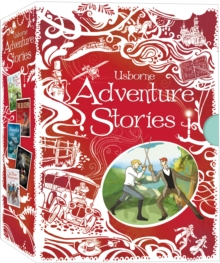 Adventure Stories Gift Set, Mixed media product Book