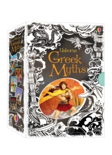 Greek Myths Collection Gift Set, Mixed media product Book