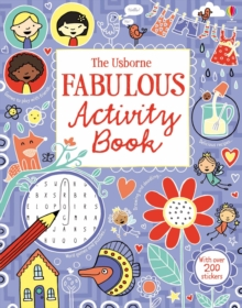 The Usborne Fabulous Activity Book, Paperback / softback Book
