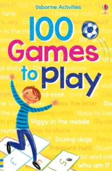 100 Games to Play, Paperback Book