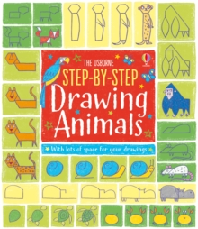 Step-by-Step Drawing Animals, Paperback / softback Book