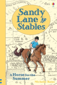 Sandy Lane Stables - A Horse for the Summer, Hardback Book