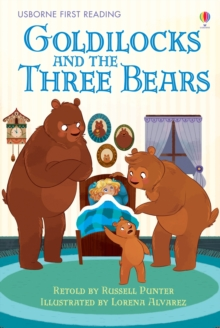 Goldilocks and the Three Bears (new), Hardback Book