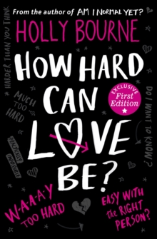 How Hard Can Love be?, Paperback Book