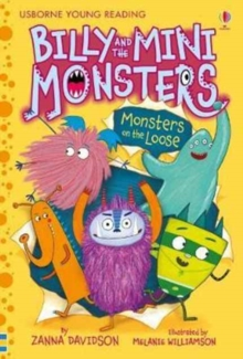 Billy and the Mini Monsters Monsters on the Loose, Hardback Book