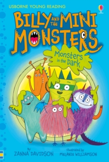 Billy and the Mini Monsters (1) - Monsters in the Dark, Hardback Book