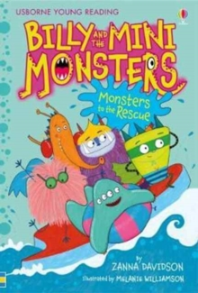 Billy and the Mini Monsters - Monsters to the Rescue, Hardback Book