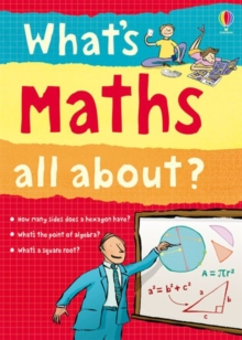 What's Maths All About?, Paperback Book
