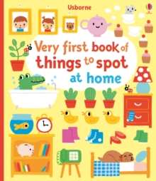 Very First Book of Things to Spot : At Home, Board book Book