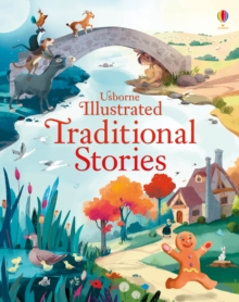 Illustrated Traditional Stories, Hardback Book