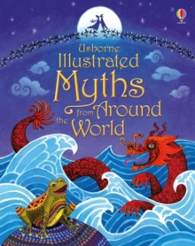 Illustrated Myths from Around the World, Hardback Book