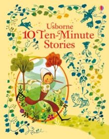 10 Ten-Minute Stories, Hardback Book
