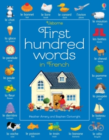 First Hundred Words in French, Paperback / softback Book