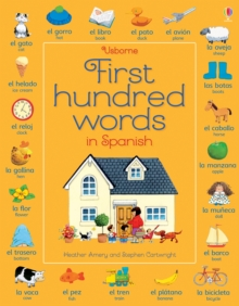 First Hundred Words in Spanish, Paperback Book
