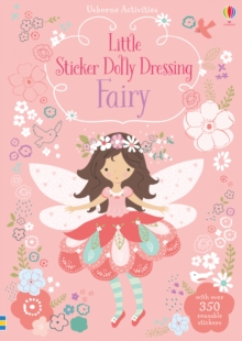 Little Sticker Dolly Dressing Fairy, Paperback / softback Book