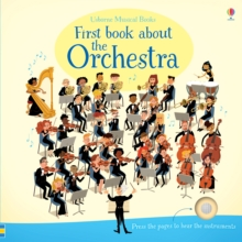 First Book About the Orchestra, Board book Book