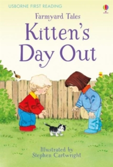 Farmyard Tales Kitten's Day Out, Hardback Book