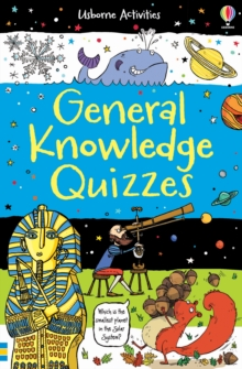 General Knowledge Quizzes, Paperback Book