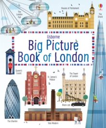 Big Picture Book of London, Hardback Book
