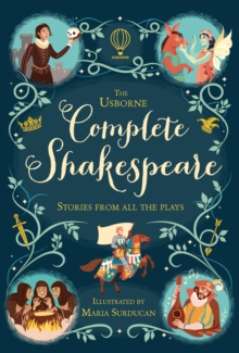 Complete Shakespeare, Hardback Book