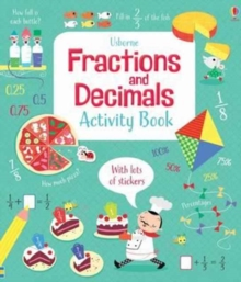 Fractions and Decimals Activity Book, Paperback Book