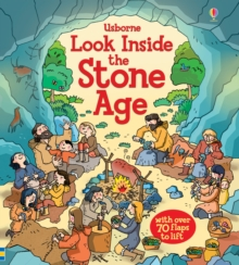 Look Inside the Stone Age, Board book Book