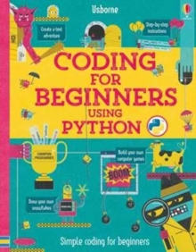 Coding for Beginners : Using Python, Spiral bound Book