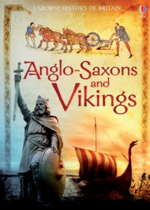 The Anglo-Saxons and Vikings, Hardback Book
