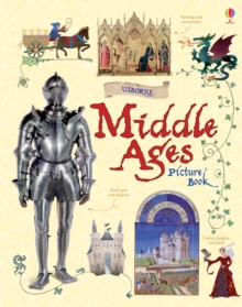 Middle Ages Picture Book, Hardback Book