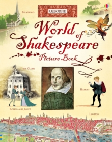 World of Shakespeare Picture Book, Hardback Book