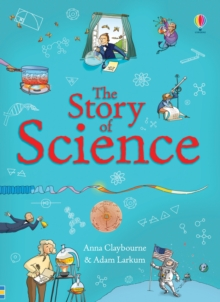 The Story of Science, Hardback Book